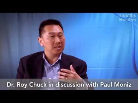 Katarakt Forschung und Behandlung - Dr. Roy Chuck (Auszug)