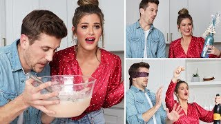 JoJo and Jordan's Holiday Cocktails | Engaged