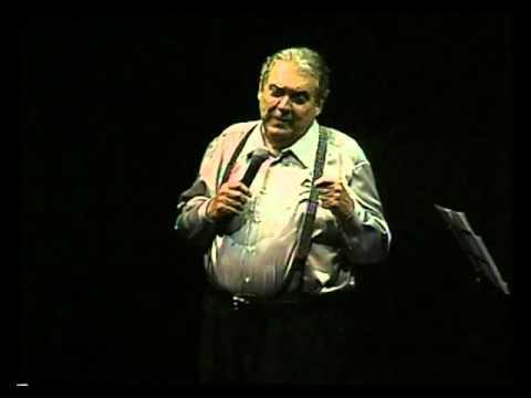 Alberto Cortez video Te llegará una rosa - Teatro Gran Rex 2009