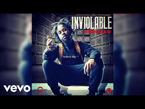 Video Popcaan - Inviolable (Official Audio) download in MP3, 3GP, MP4, WEBM, AVI, FLV January 2017