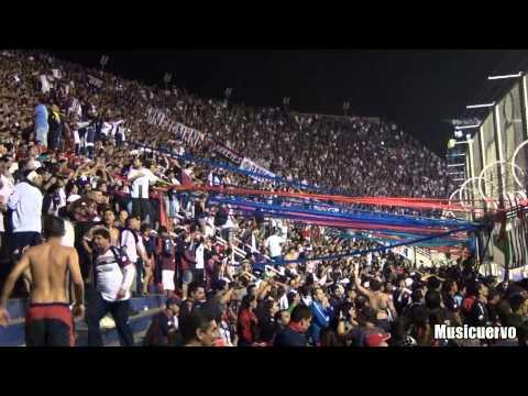 San Lorenzo 2 Rosario Central 1 Segundo gol. Siempre voy a estar, nunca te voy a dejar.. - La Gloriosa Butteler - San Lorenzo