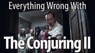 Video Everything Wrong With The Conjuring 2 In 17 Minutes Or Less MP3, 3GP, MP4, WEBM, AVI, FLV September 2018