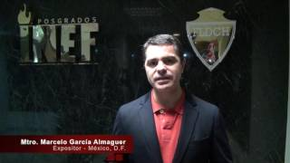 Entrevista Mtro. Marcelo Garcia Almaguer