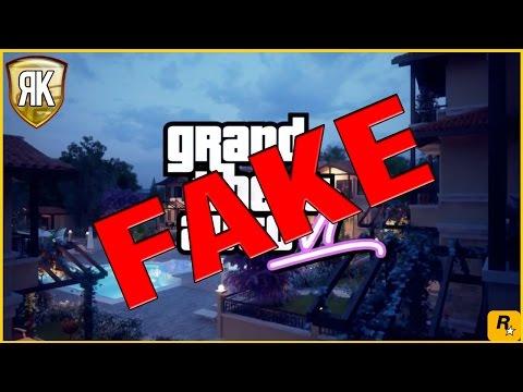 Новое тизер-видео GTA 6 оказалось подделкой