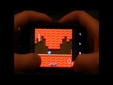 Video of NESDroid