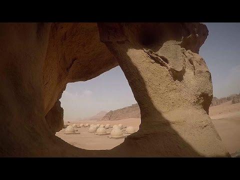 Ζήστε σαν Αρειανός…στην Ιορδανία