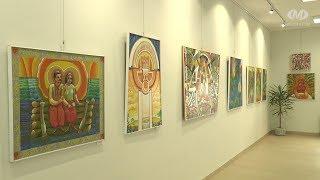 Ювілейна виставка Володимира Марчука