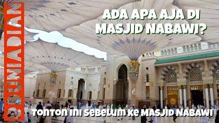 Video Yang Perlu Diketahui Seputar Masjid Nabawi, Madinah ( Dari Tanah Suci, Bagian #1) MP3, 3GP, MP4, WEBM, AVI, FLV Januari 2019