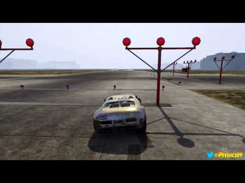 GTA 5 Adder Faster Than Jet! Fastest Vehicle In GTA 5! Speed Test 1.15! (видео)