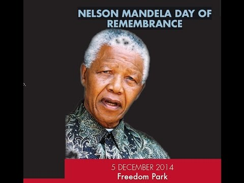 Nelson Mandela Day of Remembrance