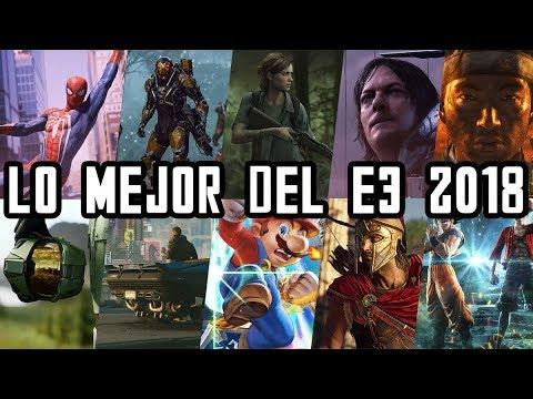 Lo mejor del E3 2018