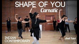Video Shape of You Carnatic   Indian Contemporary   Amit Patel   Indian Raga MP3, 3GP, MP4, WEBM, AVI, FLV Desember 2018