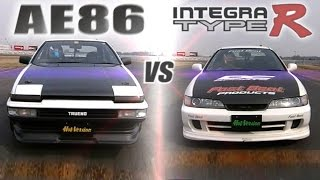 Nonton [ENG CC] Fast Beat Integra Type R vs. Tsuchiya's AE86 in Tsukuba 1000 AEHV07 Film Subtitle Indonesia Streaming Movie Download