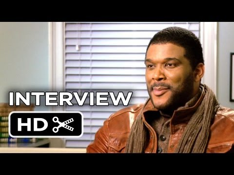 The Single Moms Club Interview - Tyler Perry (2014) - Terry Crews Comedy Movie HD