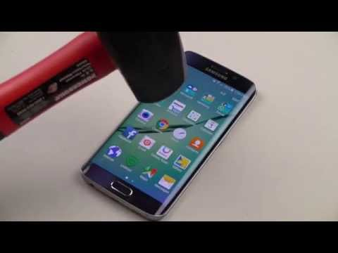 il cellulare impossibile da rompere! guardate cosa fanno (crash test)