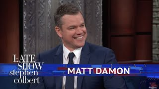 Nonton Matt Damon Thought The 'Downsizing' Plot Was A Ruse Film Subtitle Indonesia Streaming Movie Download