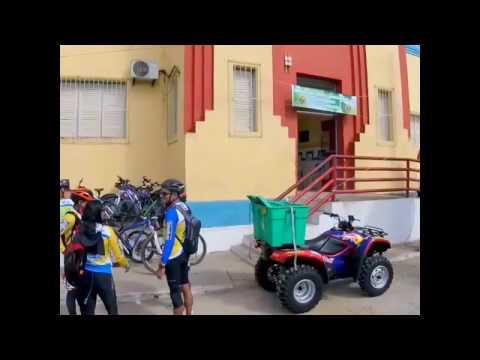 Sao jose da laje dia 11.12..2016 passeio ciclistico