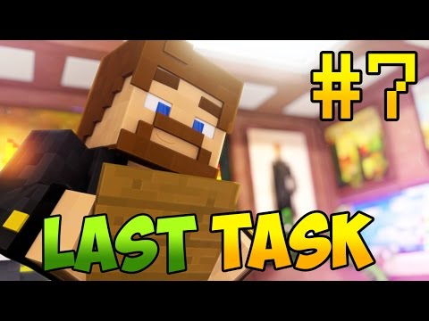 Minecraft LastTask 2 #7 - ИНТЕРЬЕР В ОТЕЛЕ И ТРОЛЛИНГ ОТ МЕЛА