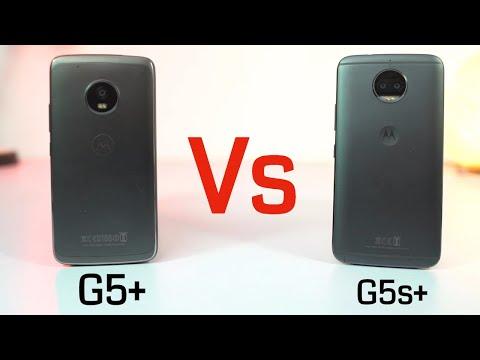 Moto G5s Plus vs Moto G5 Plus Speed Test