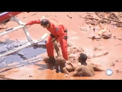 Brasilien: Bis zu 300 Tote nach verheerenden Dammbruch befürchtet