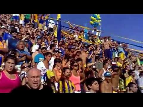 APRIMERA VAMOS A VOLVER,HOY TENES QUE GANAR.atlanta vs chaca 2013 - La Banda de Villa Crespo - Atlanta