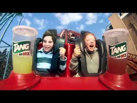 0 Tang Re Mix : Shaker Roller Coaster