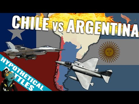 Chile vs Argentina: Whose military would prevail if it came to war?
