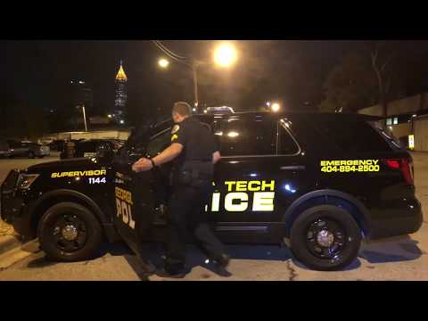 Ride Along with GTPD