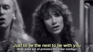 Mr. Big - To Be With You - Subtitulado Español & Inglés
