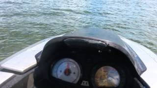 3. 2007 Kawasaki Ultra 250x top speed run