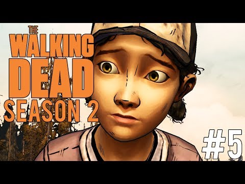 KILLING FIELDS / ENDING - The Walking Dead Season 2 Episode 1 - Gameplay Walkthrough - Part 5