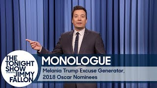 Nonton Melania Trump Excuse Generator  2018 Oscar Nominees Film Subtitle Indonesia Streaming Movie Download