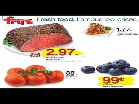 fry's food weekly ad Crazy Offers 17 2017 in United States - Weekly Ads