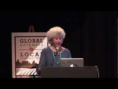 Der 2012 Farm Bill: Landwirtschaft, Ernährung, Kultur und Public Health mit Marion Nestle