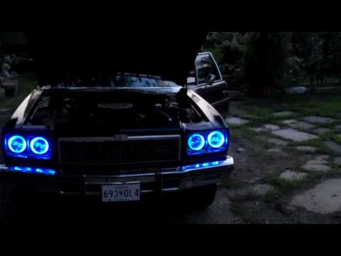 75 Donk Caprice Trains Horns