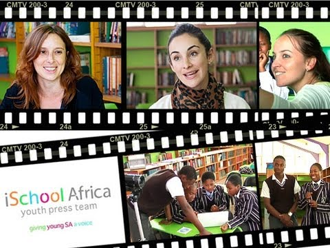 iSchoolAfrica Youth Press Teams