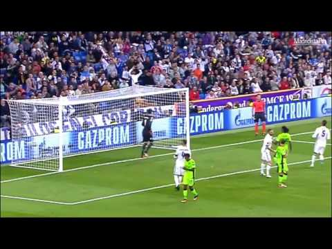 Real Madrid Vs Sporting Lisbon 2-1 HD Detail
