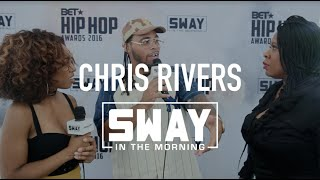 2016 BET HipHop Awards : Chris Rivers Interview + Cypher