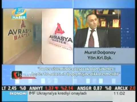 Murat Doğanay Interview – Tgrt News Part 1
