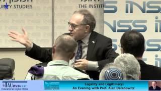 Video A Panel with Prof. Alan Dershowitz MP3, 3GP, MP4, WEBM, AVI, FLV Juli 2018