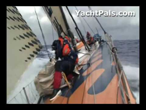 Cape Horn - http://yachtpals.com Extreme Sailing around Cape Horn in the Vendee Globe, Portimao Global Ocean Race, Volvo Ocean Race and more. Sailing videos of extreme s...