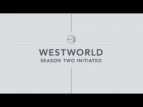 Westworld (Teaser 'Renewed For Season 2')