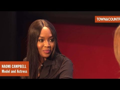 Naomi Campbell Talks Racism, H