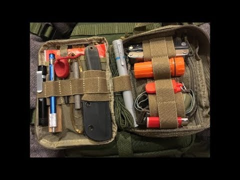 Survival / Bushcraft Kit For The Outdoors