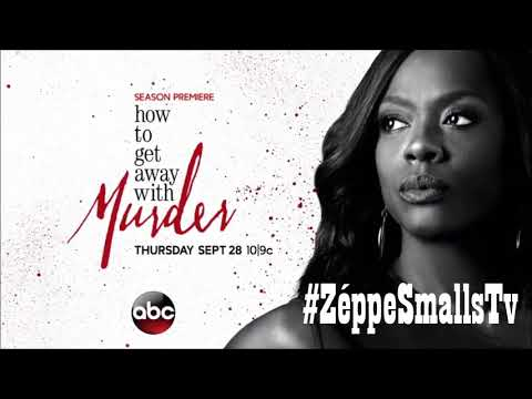 "How To Get Away With Murder 4x02 Soundtrack ""Wild- snny"""