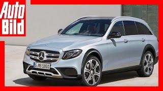 Zukunftsvision: Mercedes E-Klasse (2017) / E-Klasse aufgebockt by Auto Bild