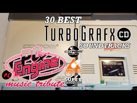 30 Best PC Engine CD Soundtracks - TurboGrafx CD Music Tribute