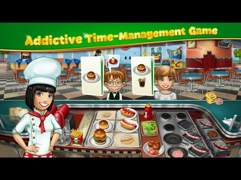 Cooking Fever Games For Android 2019