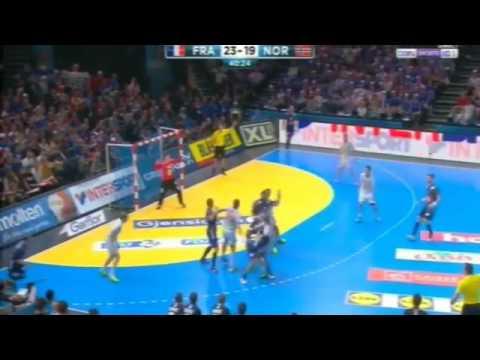 France Vs Norvège 33-26 Finale Championnat Du Monde Handball 2017