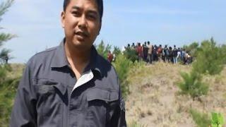 Praktek Pengantar Ilmu Kehutanan - Forestry Camping